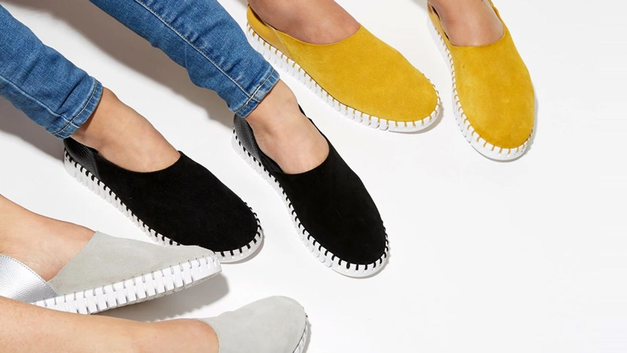 Eco-Friendly Sneaker Startup Fights Fast Fashion With 85 Percent Lower Carbon Footprint
