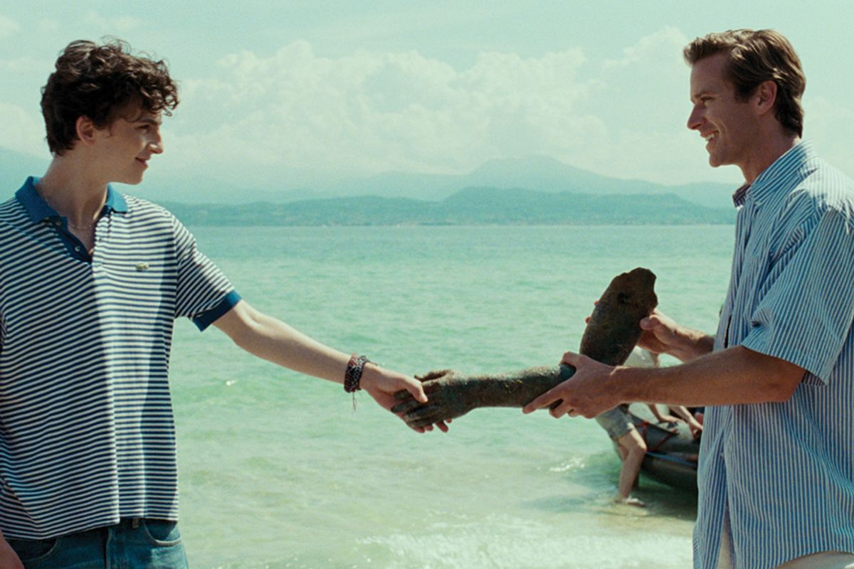 'Call Me By Your Name' Soundtrack Coming to Peach-Scented Vinyl