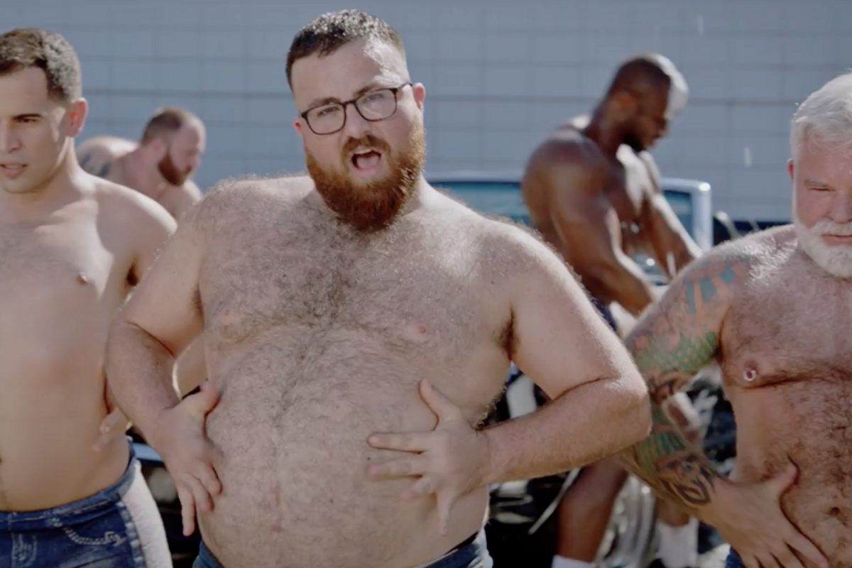 Big Dipper's Car Wash Is For 'Big, Thicc, Fat' Queers