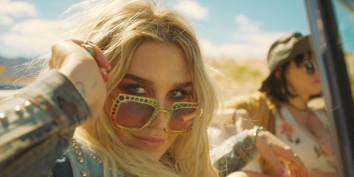 Kesha Announces Festival at Sea