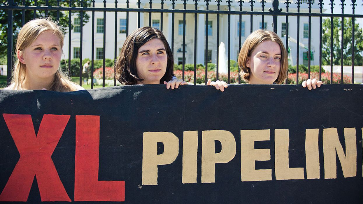 South Dakota High Court Blocks Bid to Halt Keystone XL