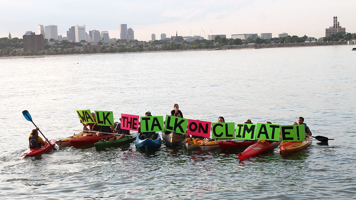 Taking Your First Steps Into Local Climate Action