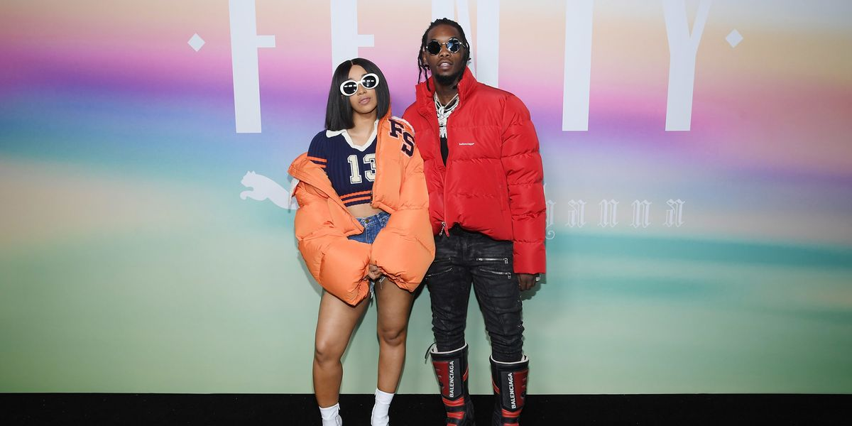 Cardi B and OFFSET Reveal Their 'Rolling Stone' Cover