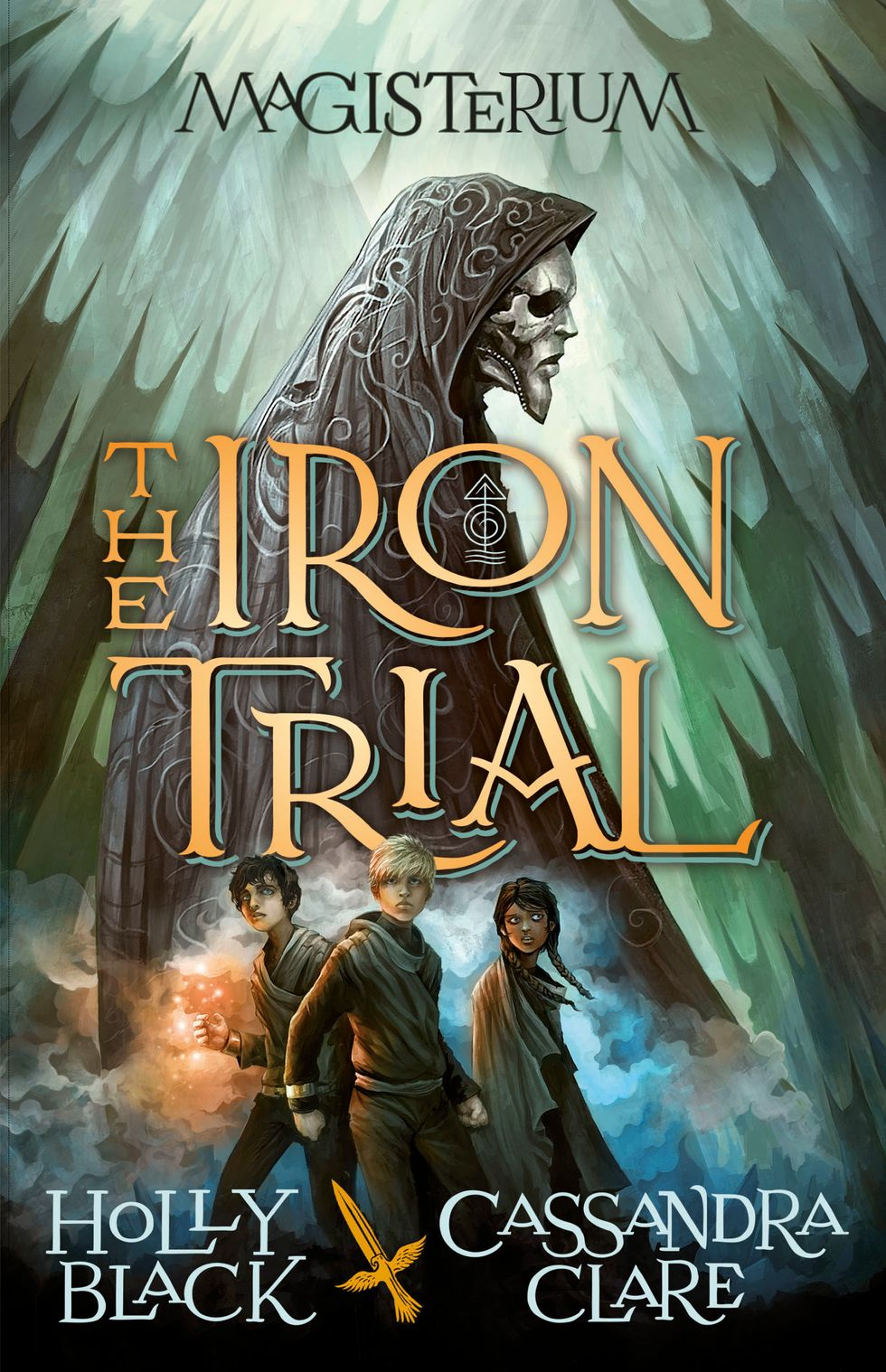 http://disabilityinkidlit.com/2015/03/20/review-the-iron-trial-by-holly-black-cassandra-clare/