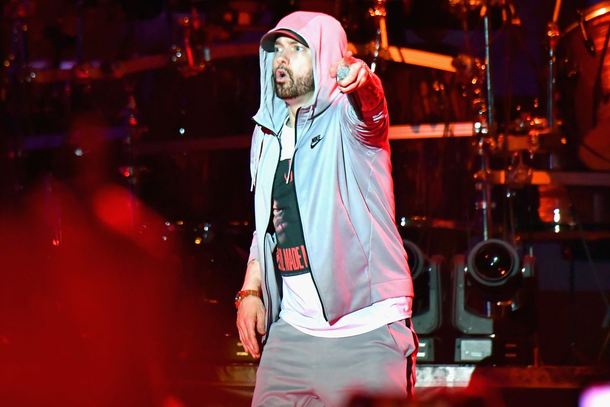 Eminem Responds to Bonnaroo Critics