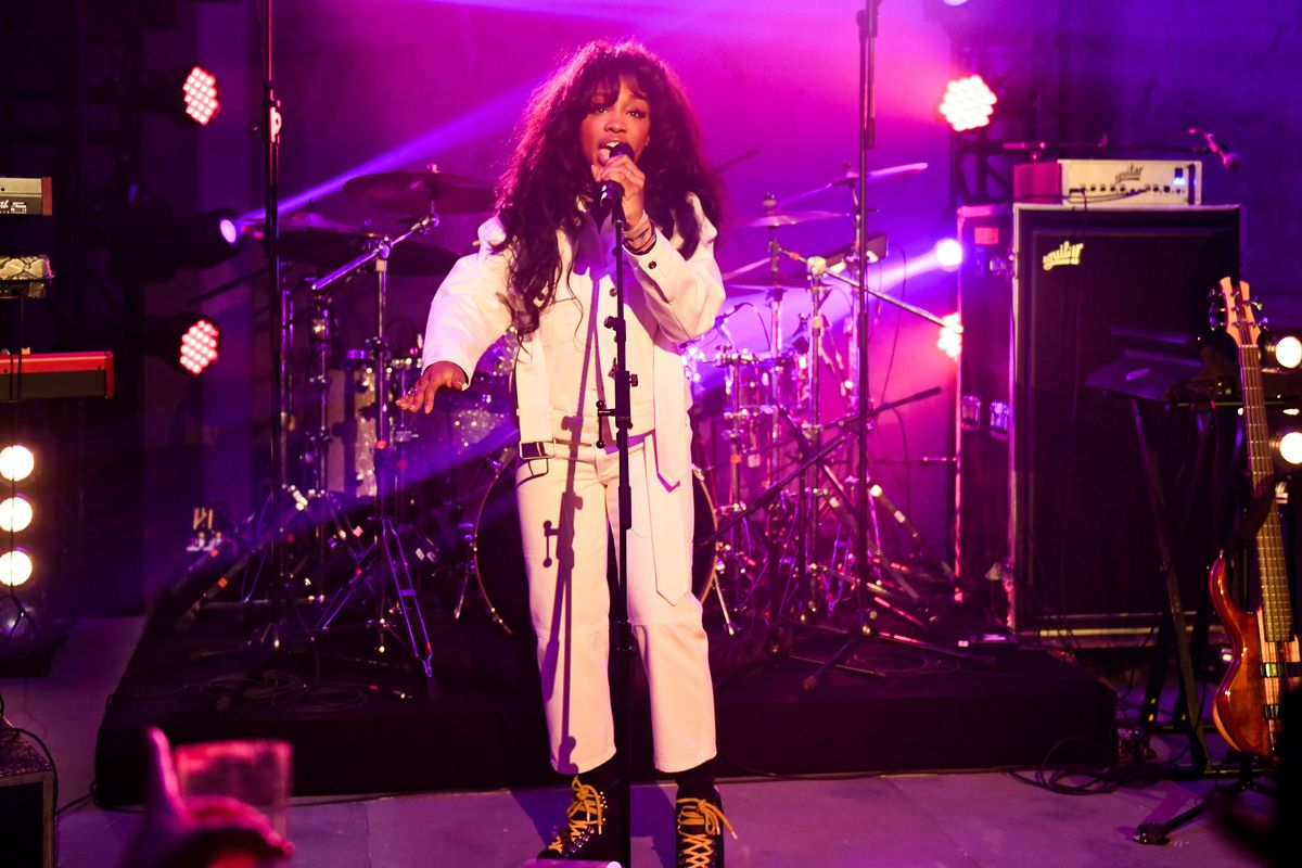 SZA Updates Fans on Her 'Permanently Damaged' Vocal Chords