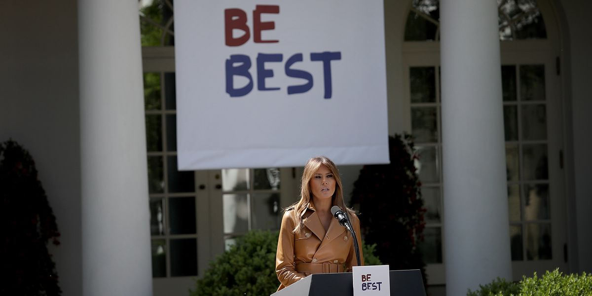Melania Trump 'Hates to See' Children and Parents Separated