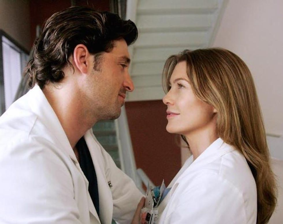 10 Lessons meredith and Derek Shepherd taught Us About Love