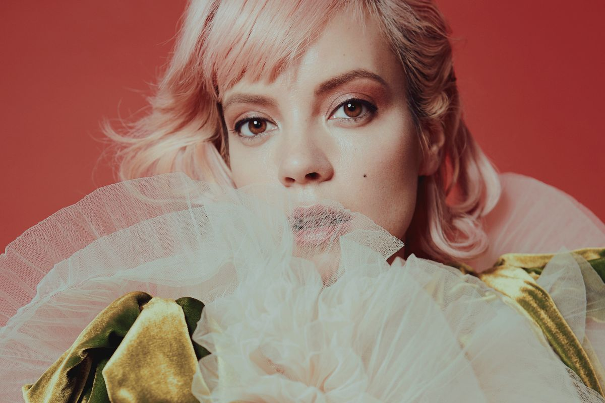 Lily Allen Embraces Her Spiral