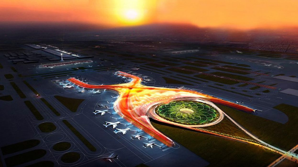 Mexico City's New Airport Is an Environmental Disaster But It Could Become a Huge National Park