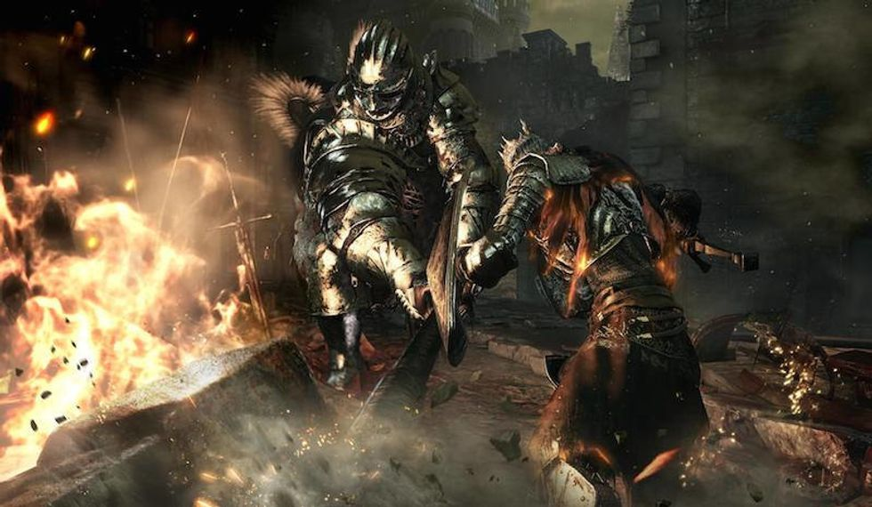 """The Allure of """"Dark Souls"""" and """"Bloodborne"""" is strong for many reasons"""