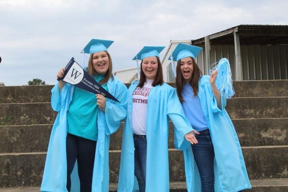 My Best Friends Didn't Come Until Senior Year