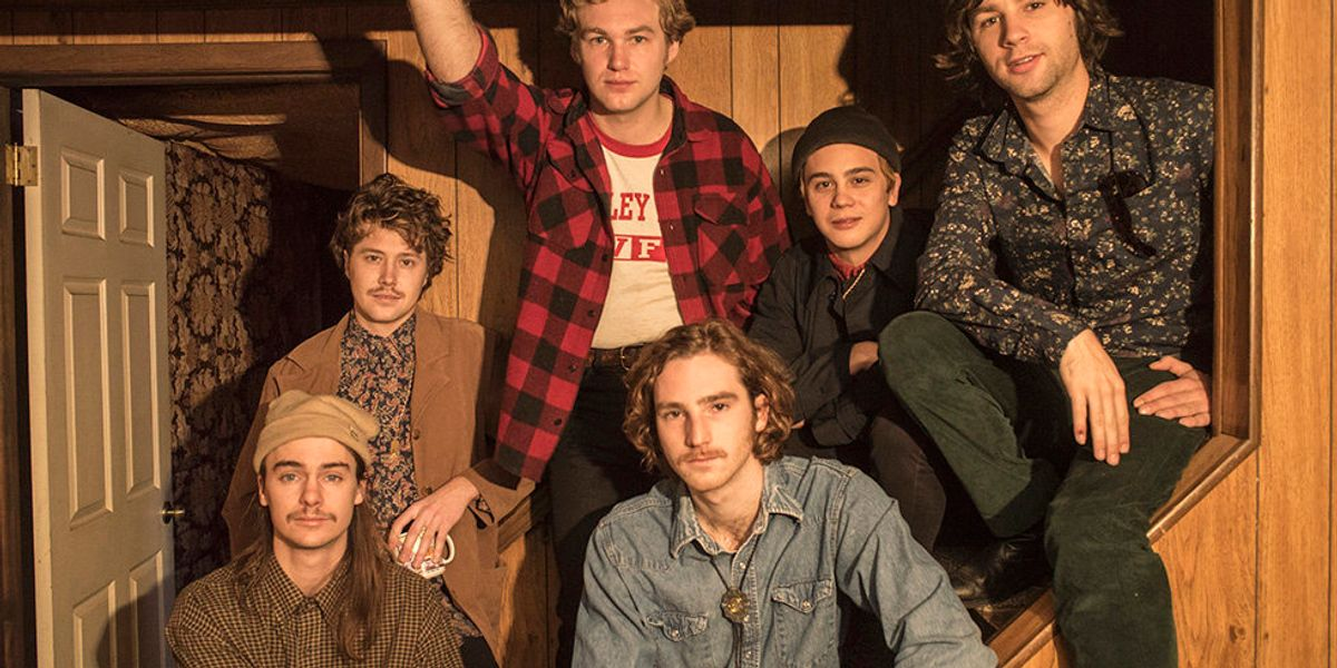 Boone, North Carolina indie psychedelic rock band The Nude