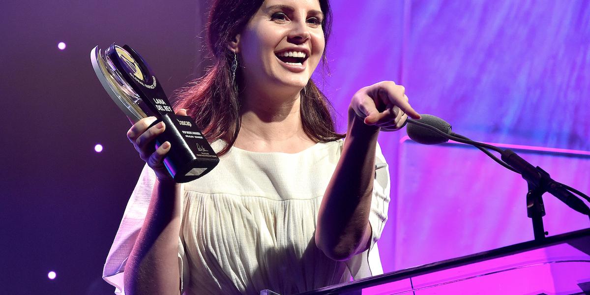 Lana Del Rey Soundtracking New Elvis Presley Doc is Peak Lana