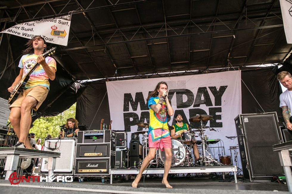 25 Must-See Bands On The Final Warped Tour