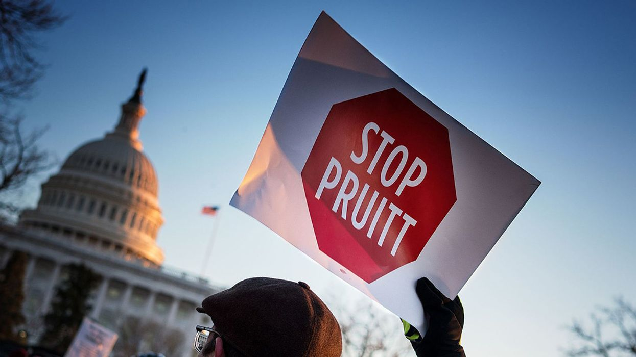 EPA Ethics Chief Calls for Probes of Pruitt as Emails Show 'Open-Door Policy' With Industry Lobbyists