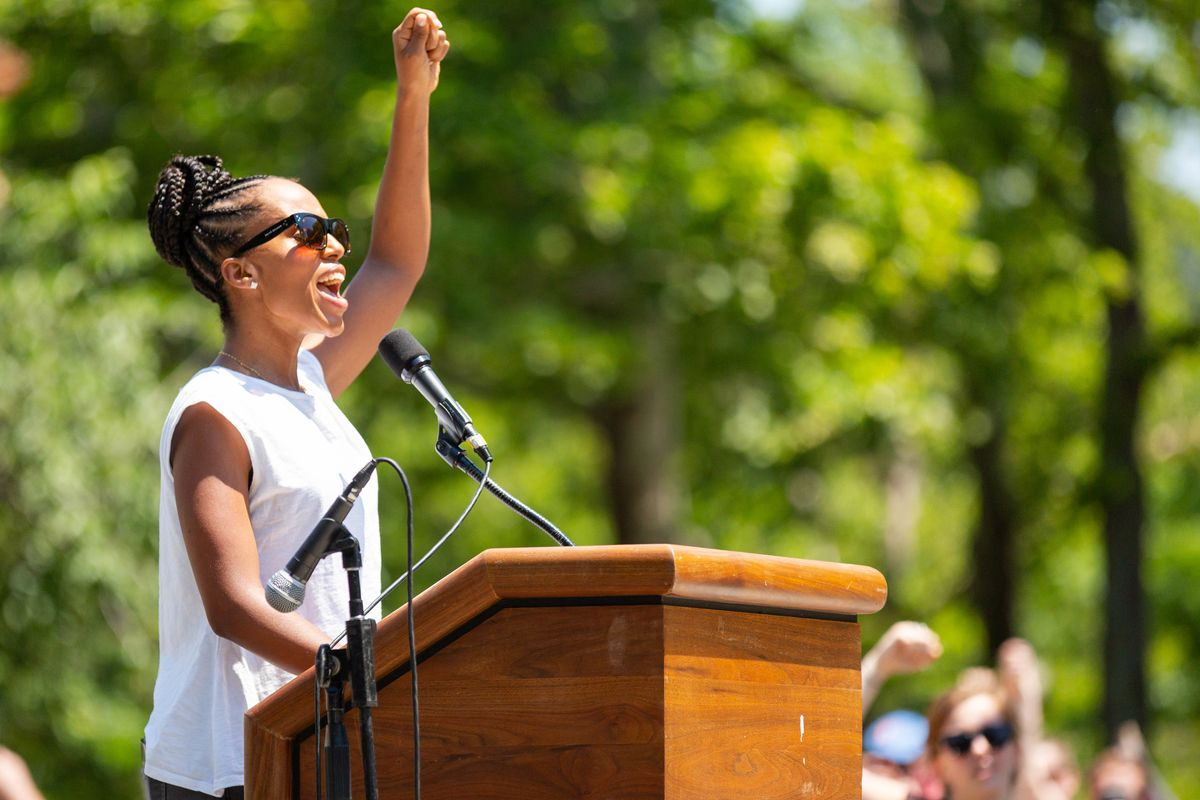 You Need These Powerful Speeches From Kerry Washington and More at This Weekend's Family Separation Rallies