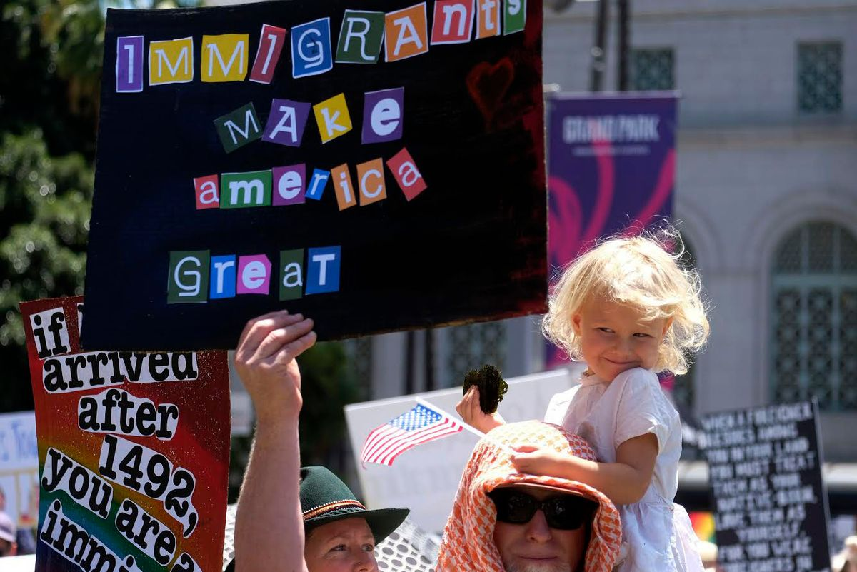 The Government Wants to Detain Migrant Families Indefinitely