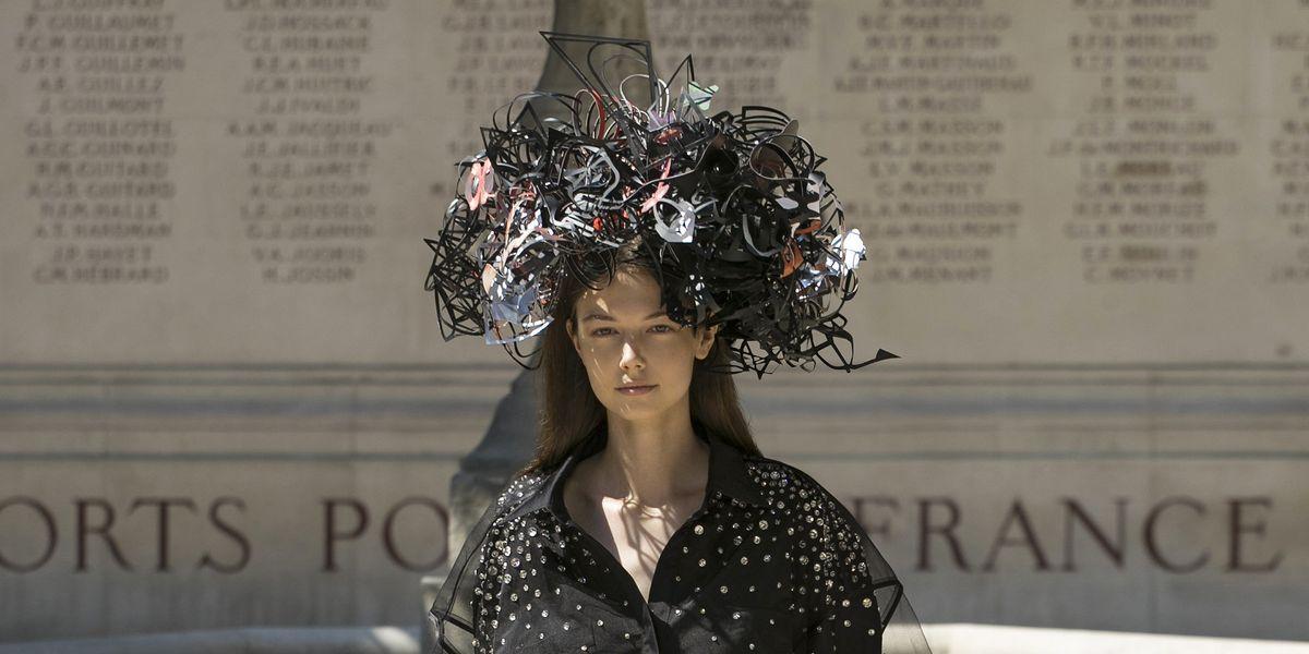 Sonia Rykiel's Breezy Couture Debut