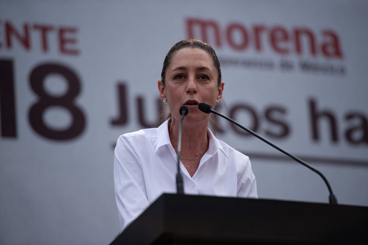 Mexico City Elects First Female Mayor