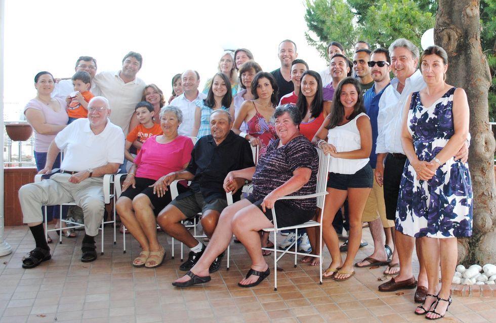 7 Perks to being part of a big, fat italian family