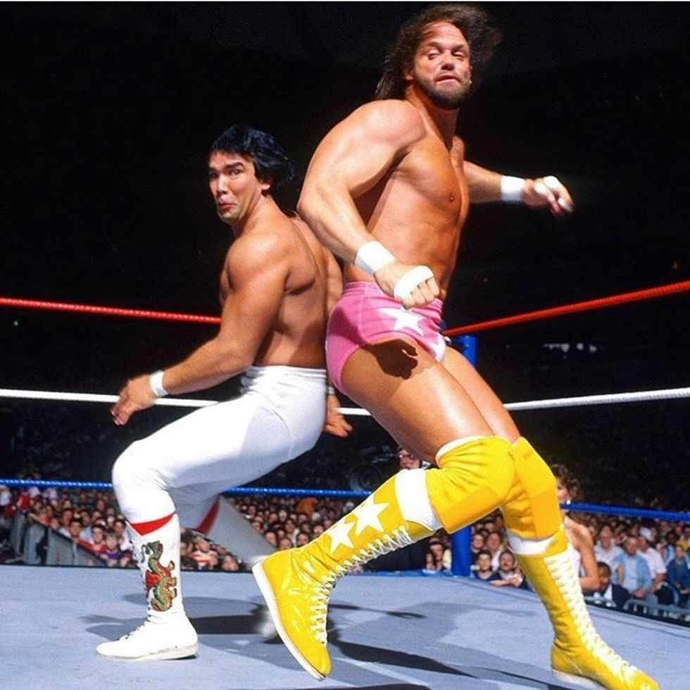 THE Greatest Wrestling Match Of All Time, Dig It!