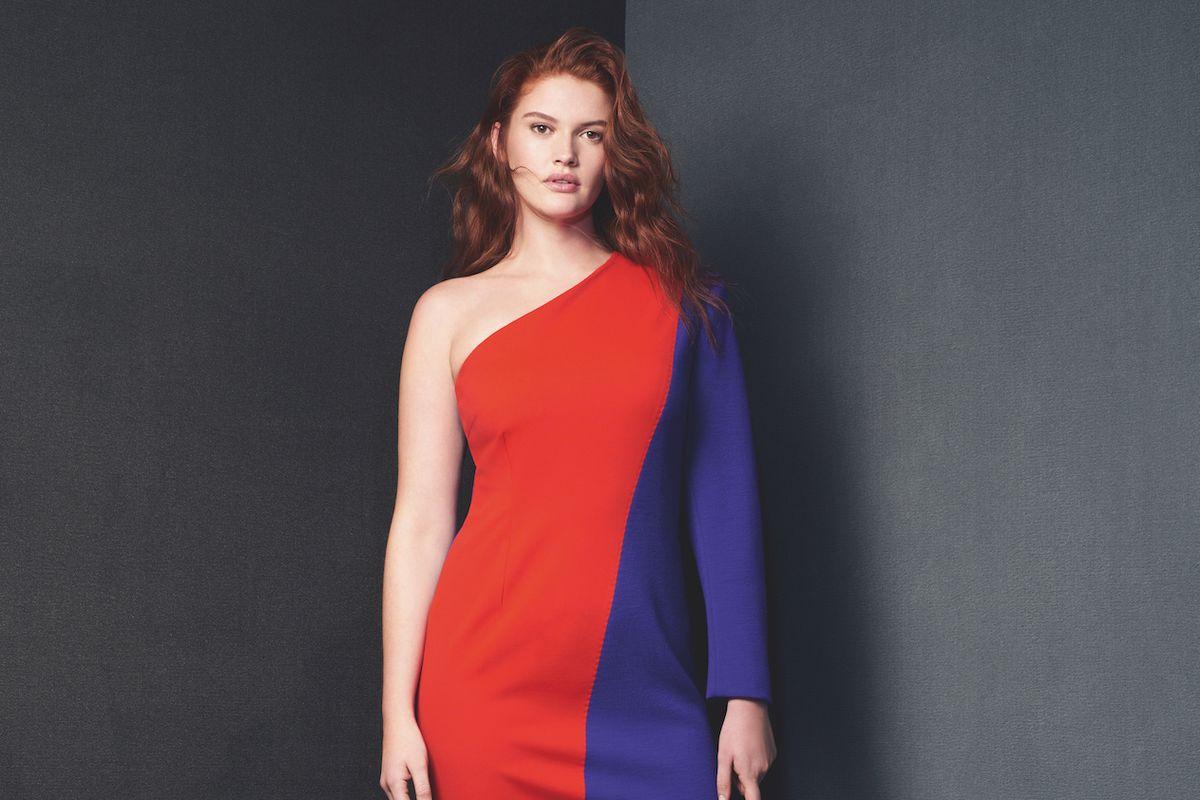 Fausto Puglisi Unveils Body Positive Collab With Marina Rinaldi