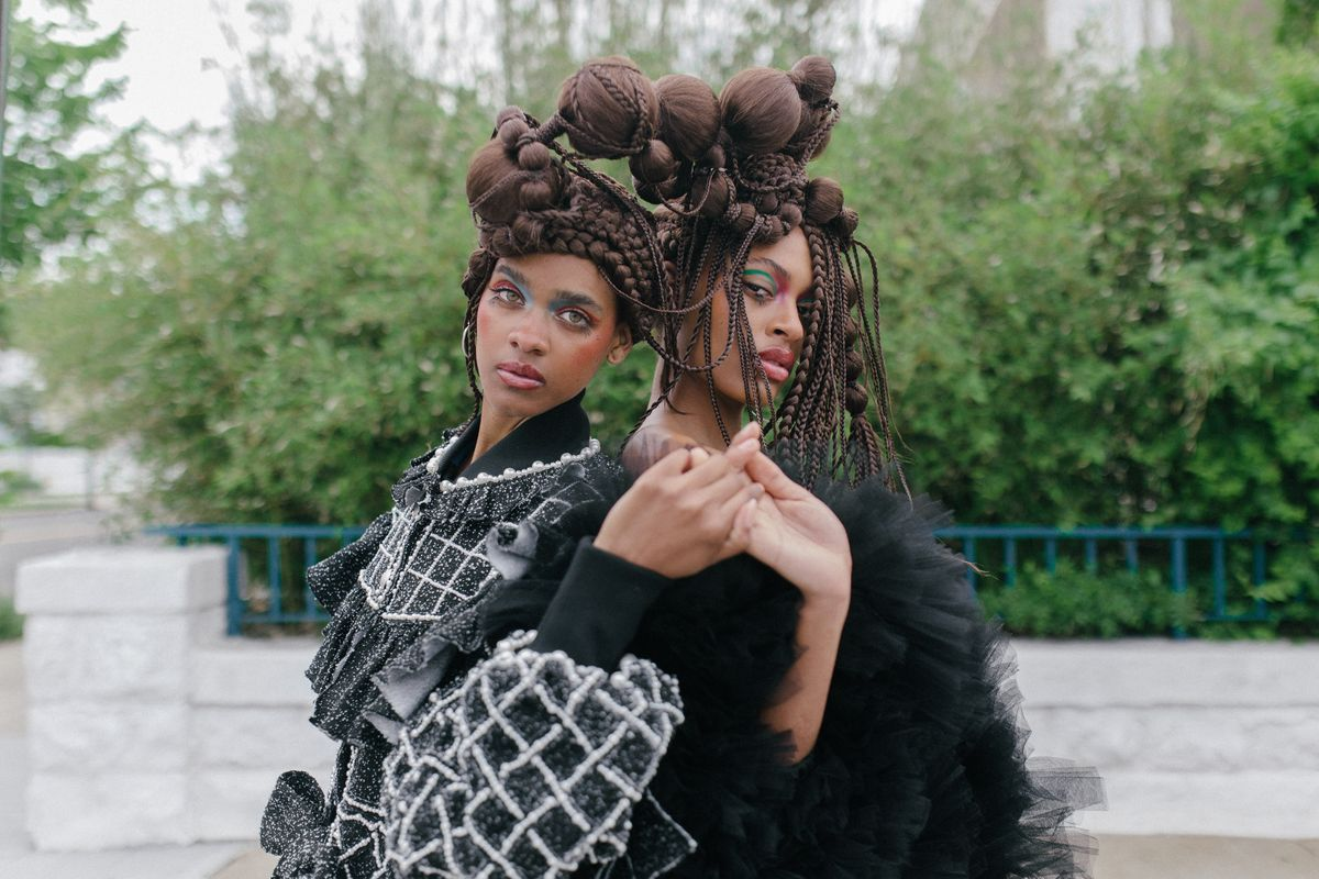 'Conjoined' Explores the Way Hair Reflects Human Connection