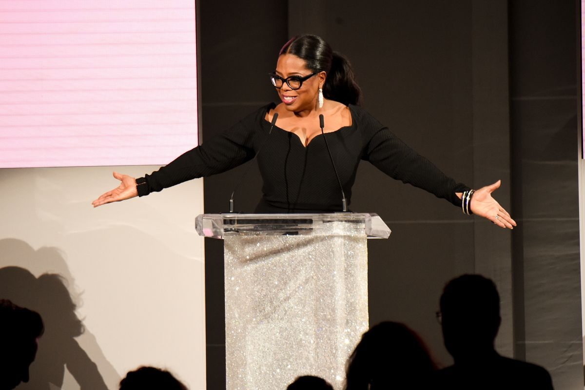Oprah Reveals Final Thoughts on Running for Office
