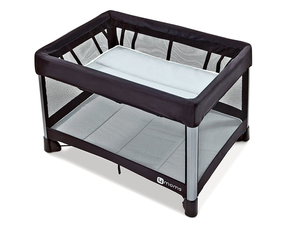 4 moms breeze playard