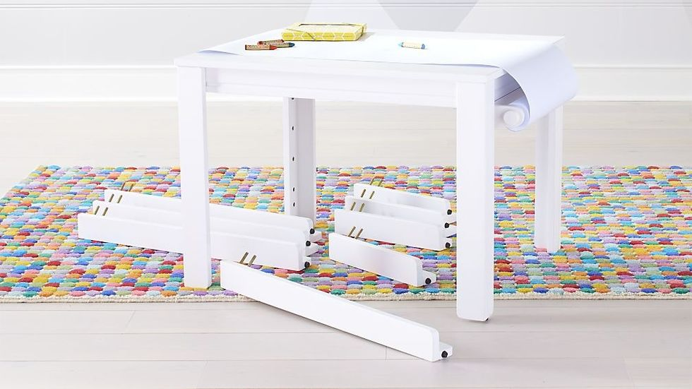 Adjustable Kids Activity Table