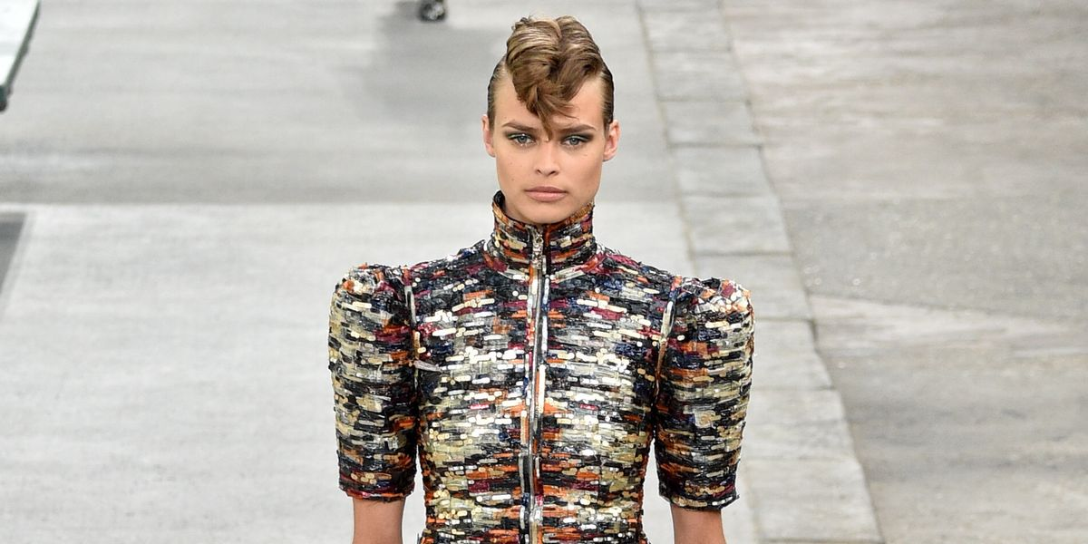 Chanel Takes Couture to the Street