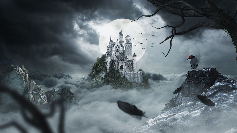 ​A Guide To Writing A Successful Dark Fantasy Story​
