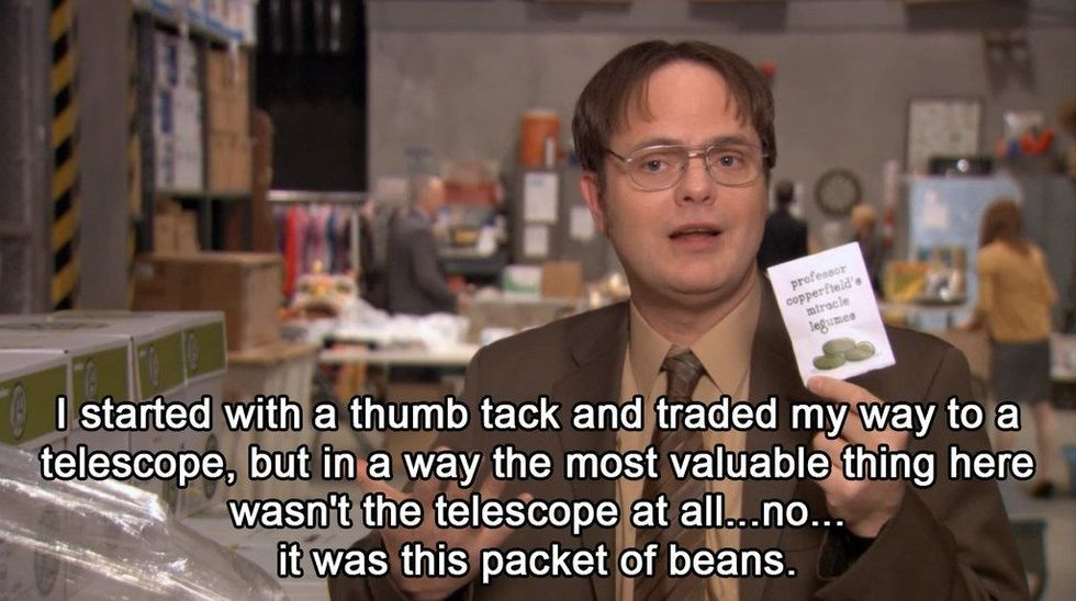 Favorite Jim and Dwight moments