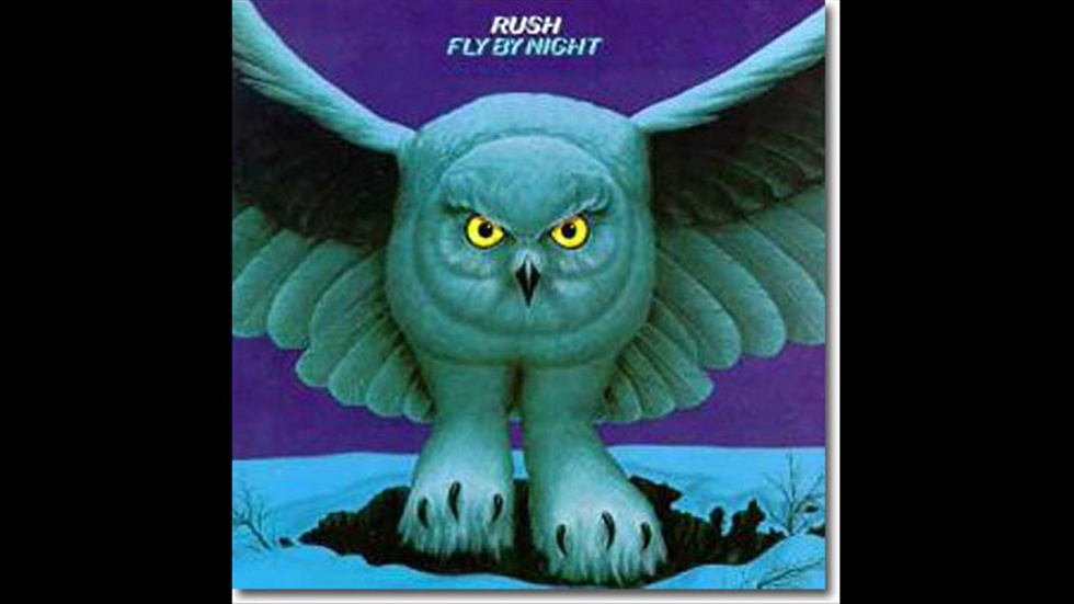 Rush - Fly by Night | Album Review