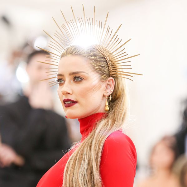 Amber Heard Criticized For Offensive Tweet About ICE