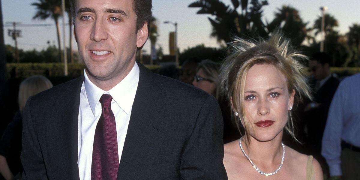 Hollyweird: Nicolas Cage's Crazy Quest to Woo Patricia Arquette