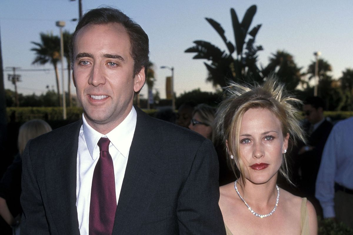 Hollyweird: Nicolas Cage's Crazy Quest to Woo Patricia Arquette