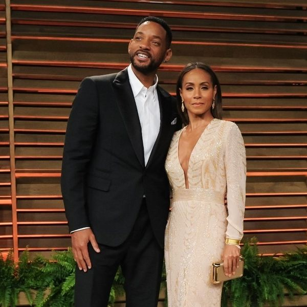 Jada Pinkett Smith and Will Smith No Longer Say They're Married