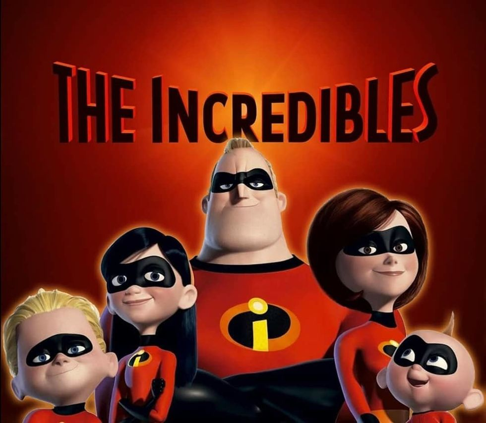 Sorry, Marvel, But The Best Super Hero Movie Of Our Generation Is 'The Incredibles'