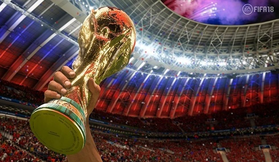 America needs to jump on the World Cup bandwagon