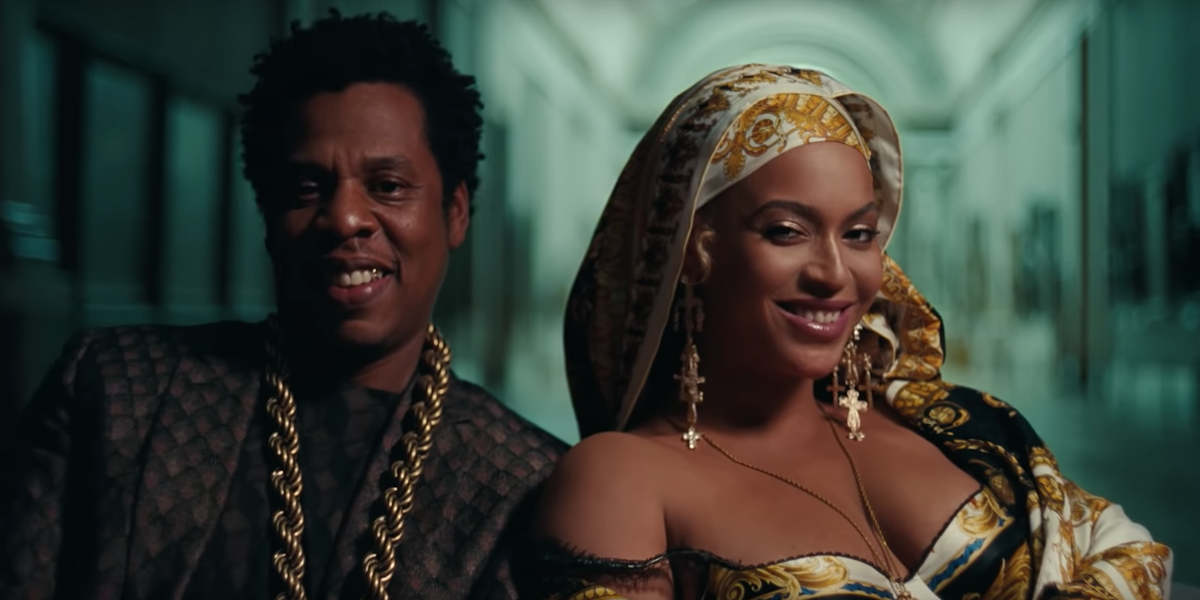 The Louvre Now Offers Tours of Beyoncé and Jay-Z's 'Apeshit' Video