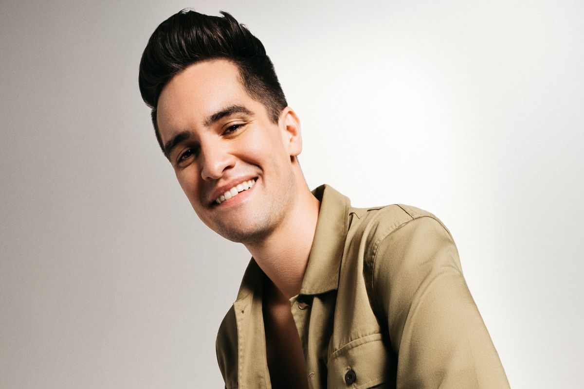 Brendon Urie Lays It All Out