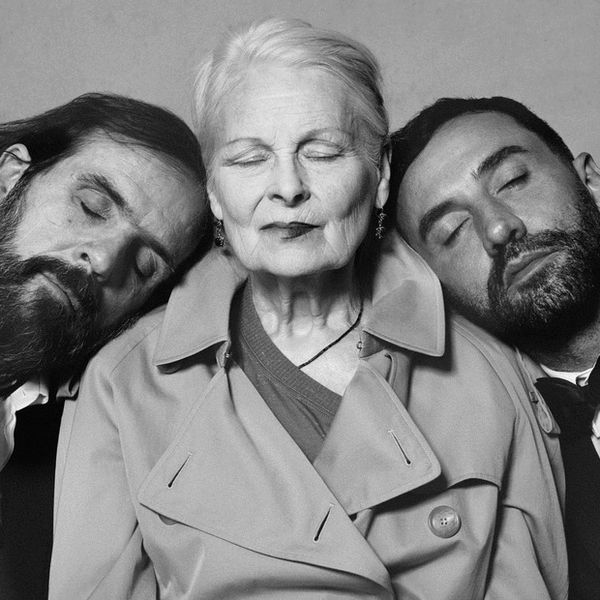 Riccardo Tisci and Vivienne Westwood Join Forces At Burberry