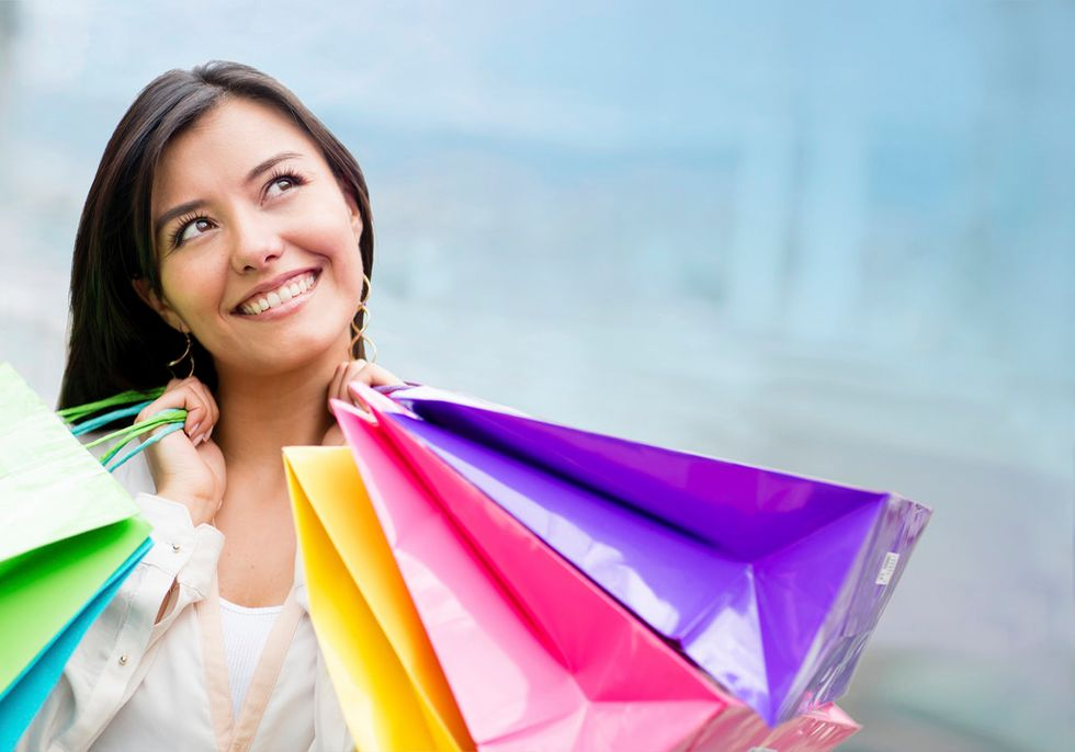 55 Thoughts Everyone Has While Shopping