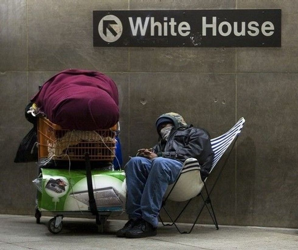 It Is Pointless To Pity The Homeless
