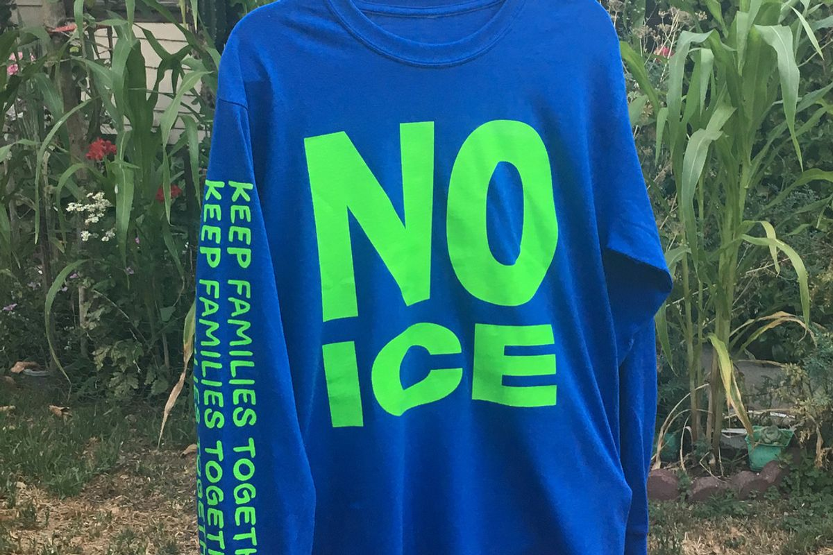 This Shirt That Benefits Families Separated at the Border is Selling Out