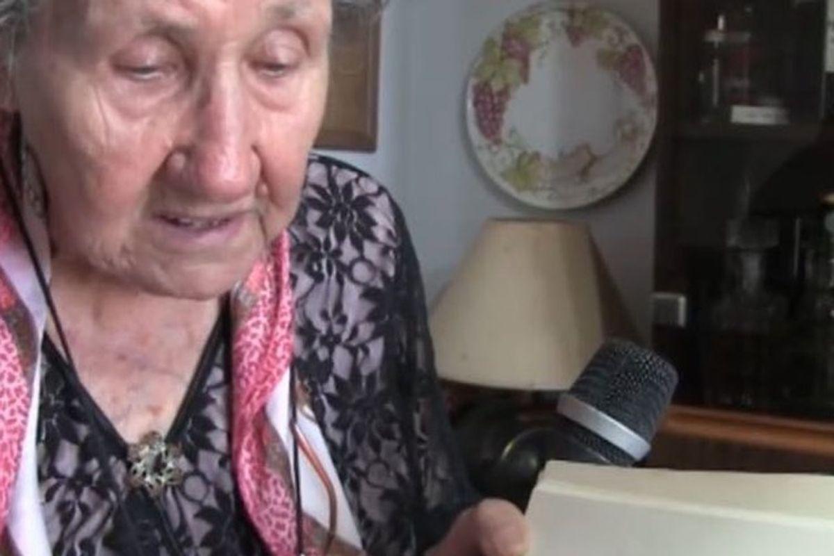 La più anziana consigliera d'Italia: «Io, eletta a 92 anni. A mia insaputa»
