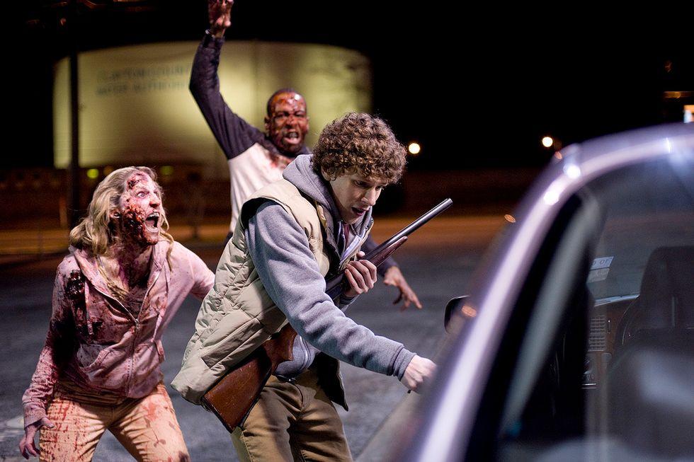 The Metaphors In 'Zombieland'