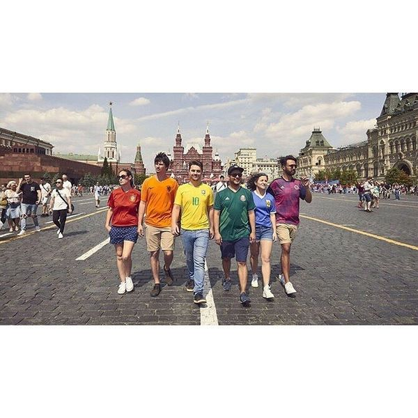 Six Activists Bring Pride to Moscow